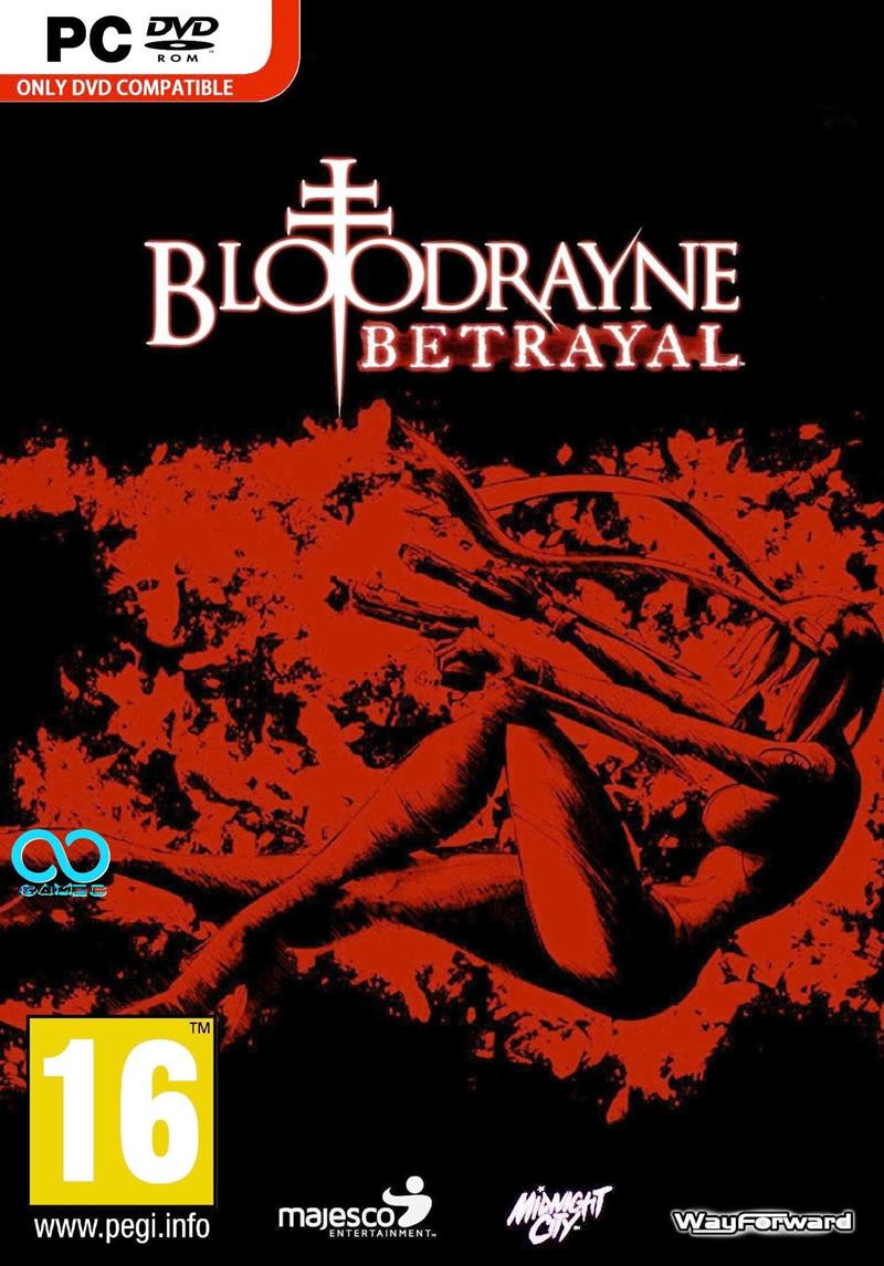BloodRayne Betrayal (2014)