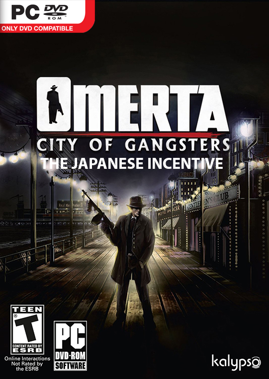 Omerta City of Gangsters The Japanese Incentive (2013)