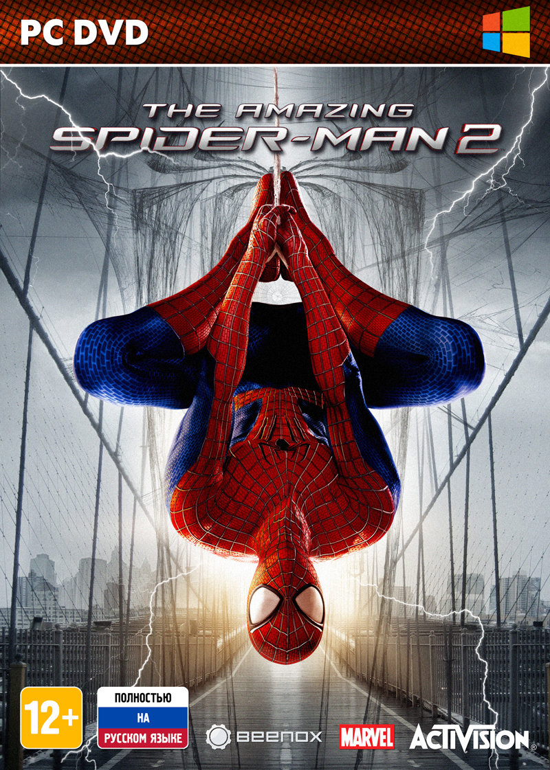 The Amazing Spider-Man 2 (2014) RePack