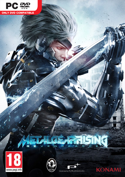 Metal Gear Rising: Revengeance (2014) RePack