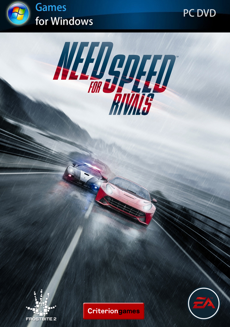 Need For Speed Rivals (2013) RePack