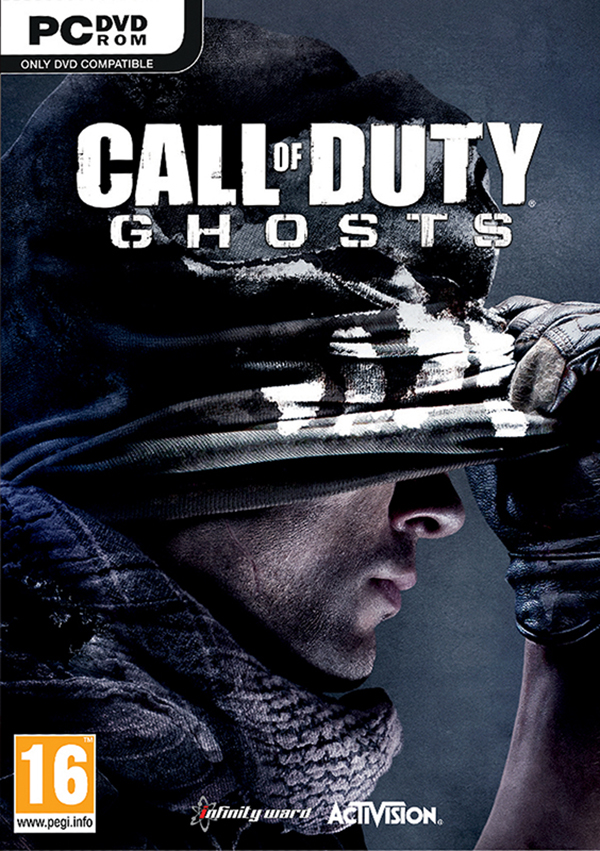 Call Of Duty Ghosts (2013) RIP