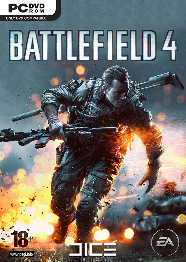 Battlefield 4 Digital Deluxe Edition (2013) RePack
