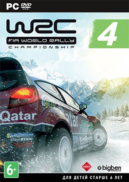 WRC 4: FIA World Rally Championship (2013) RePack