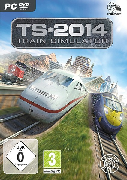 Train Simulator 2014 (2013) RePack