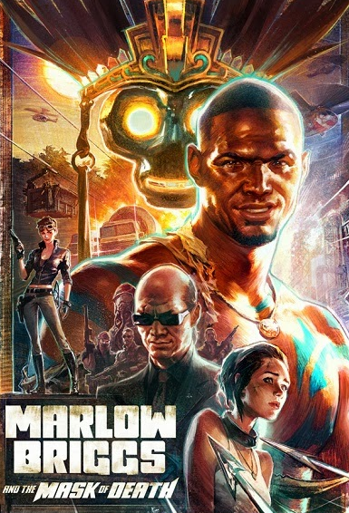 Marlow Briggs and The Mask of Death (2013) RePack
