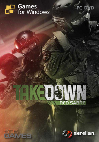Takedown Red Sabre (2013) RePack