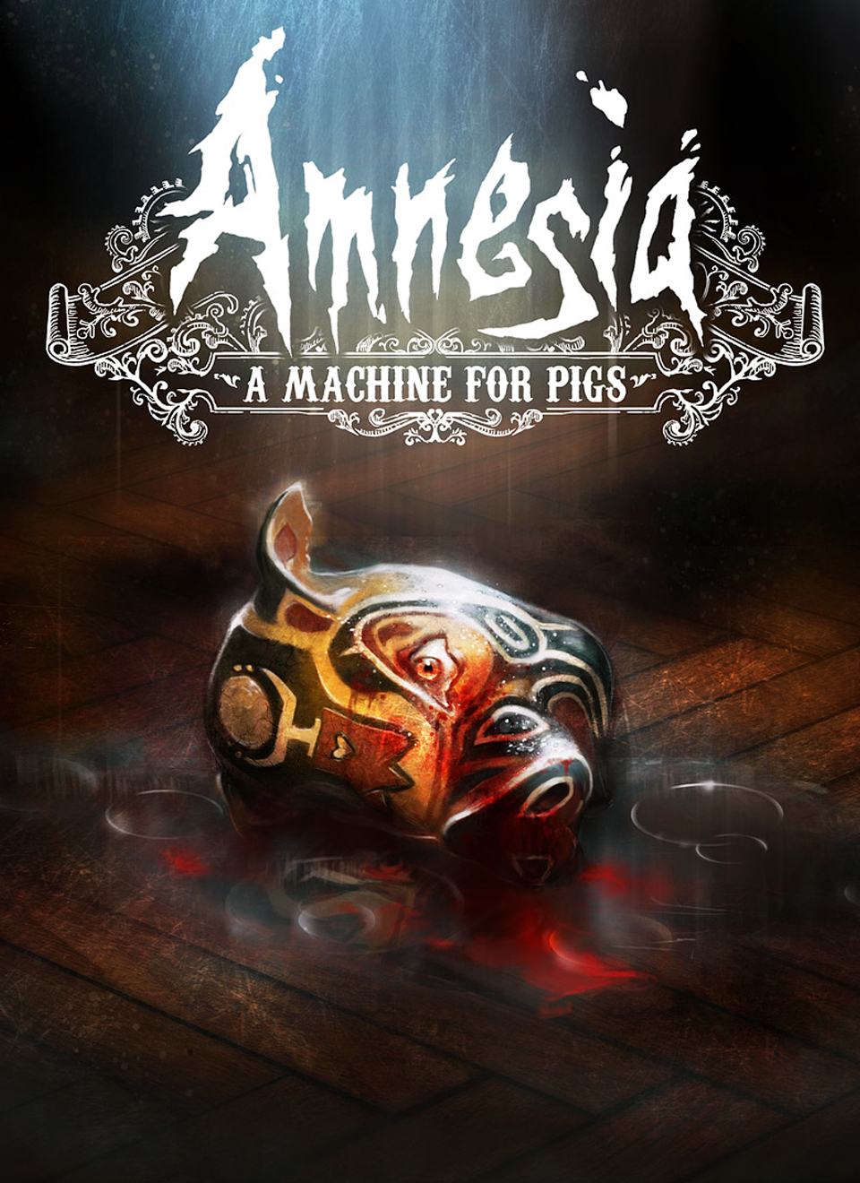 Amnesia: A Machine for Pigs (2013) RePack
