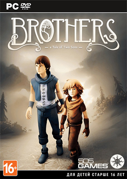 Brothers: A Tale of Two Sons (2013) RePack