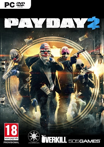 PayDay 2 Career Criminal Edition (2013) RePack