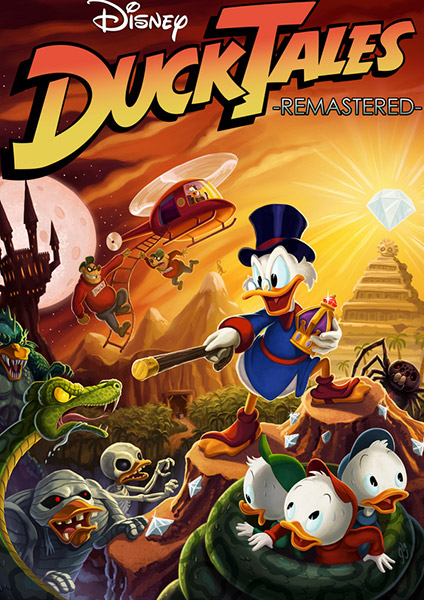 DuckTales: Remastered (2013) RePack