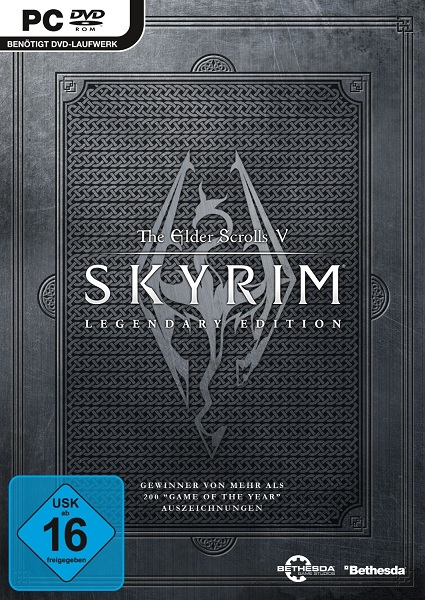 The Elder Scroll V: Skyrim Legendary Edition (2013) RePack