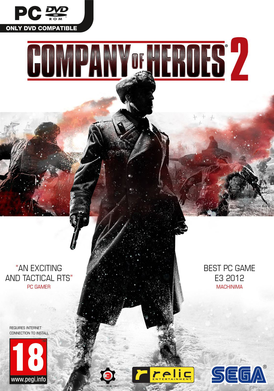 Company of Heroes 2 Digital Collector's Edition (2013) RePack