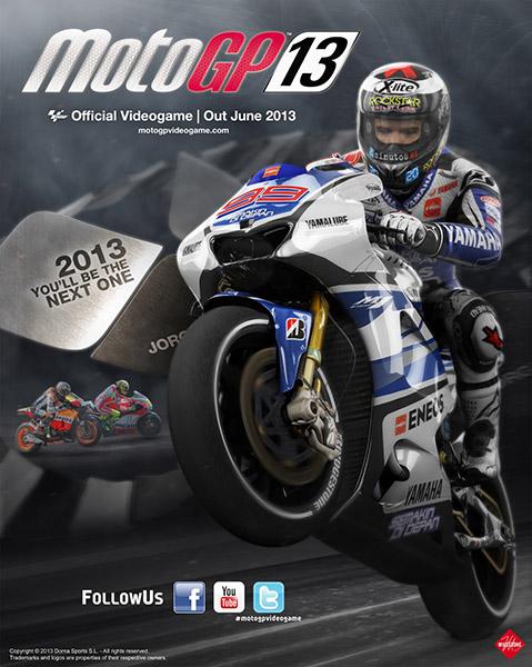 MotoGP 13 (2013) RePack