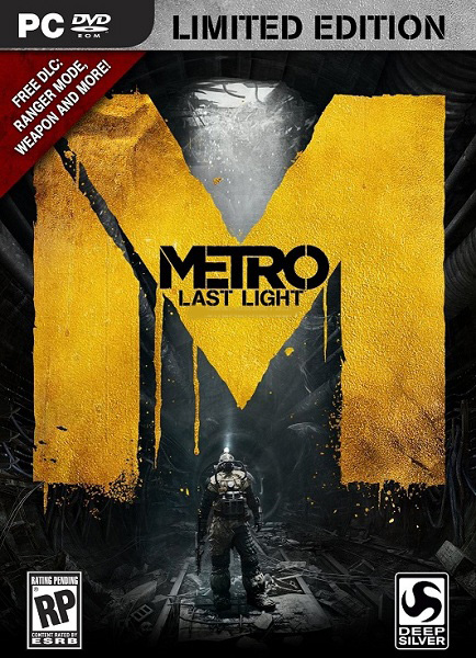 Metro: Last Light - Limited Edition (2013) RePack