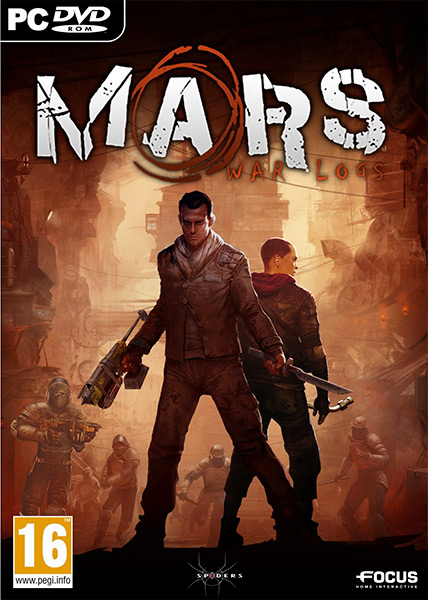 Mars: War Logs (2013) RePack