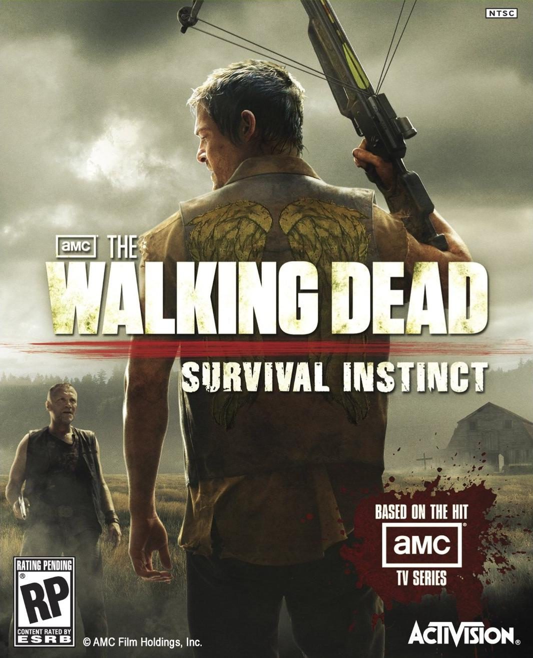 The Walking Dead Survival Instinct (2013) RePack