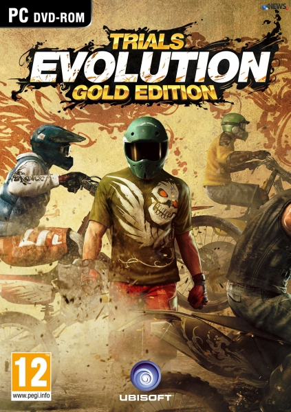 Trials Evolution Gold Edition (2013) RePack