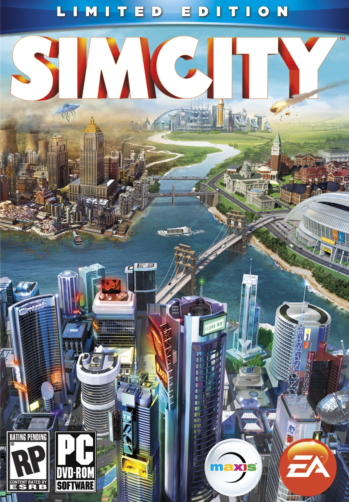 SimCity: Cities of Tomorrow (2013) RePack