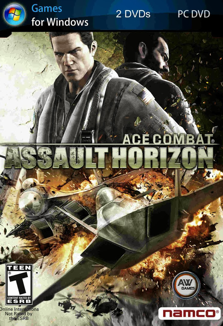 Ace Combat: Assault Horizon Enhanced Edition (2013) RePack