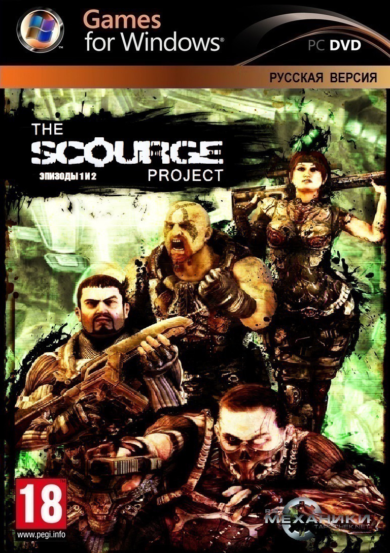 The Scourge Project Episode 1 And 2 (2010) RePack