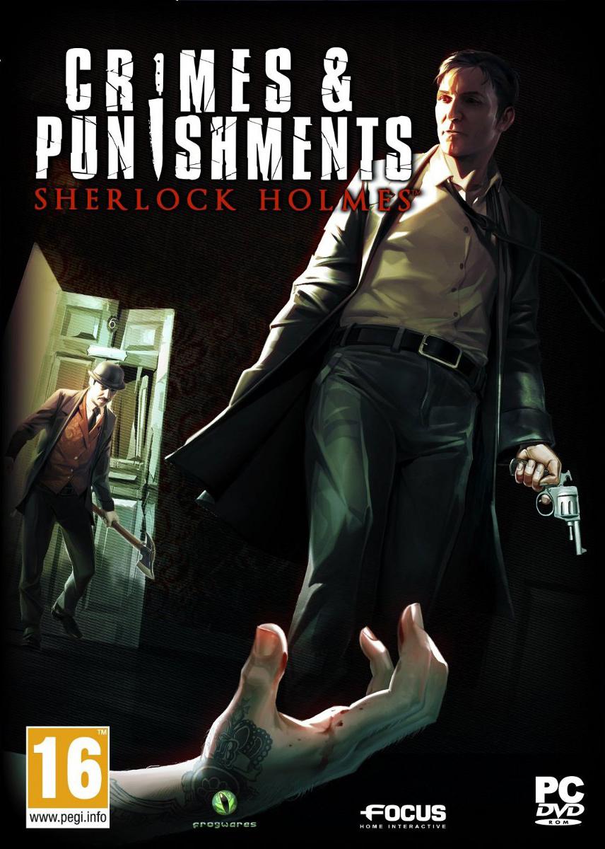 Sherlock Holmes:  Crimes & Punishments (2014) RePack