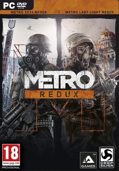 Metro Redux: Dilogy (2014) RePack