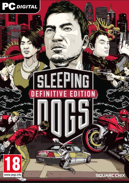 Sleeping Dogs: Definitive Edition (2014) RePack