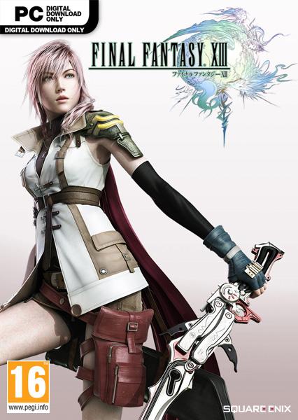 Final Fantasy XIII (2014) RePack