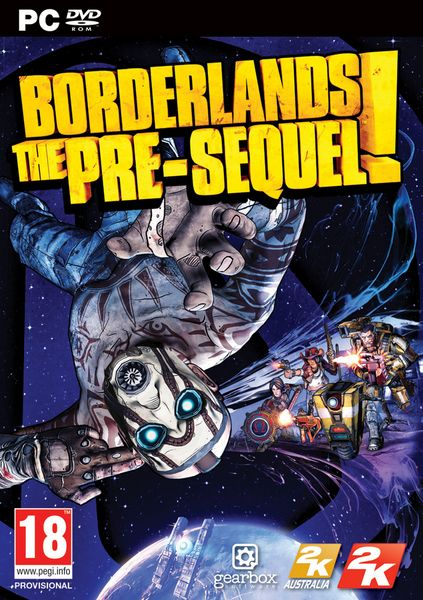 Borderlands: The Pre-Sequel (2014) RePack
