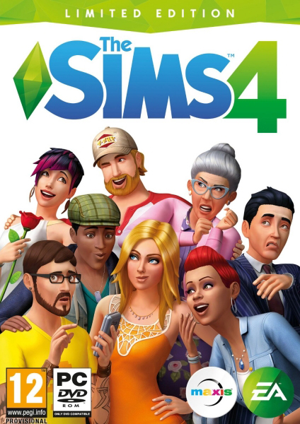 The Sims 4 Deluxe Edition (2014) RePack