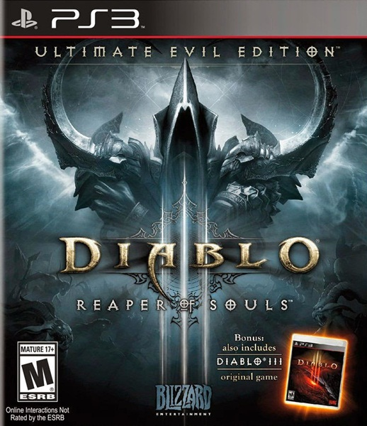 Diablo III: Ultimate Evil Edition (PS3)