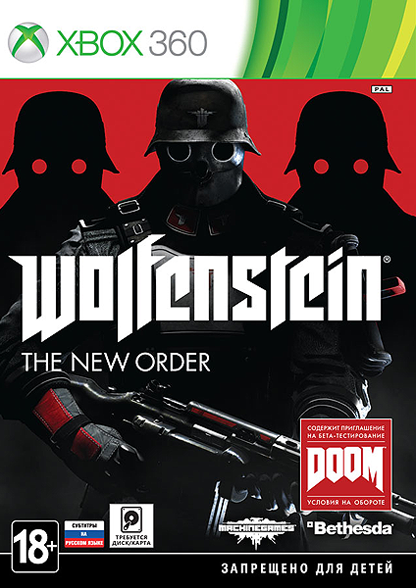 Wolfenstein: The New Order (XBOX360)