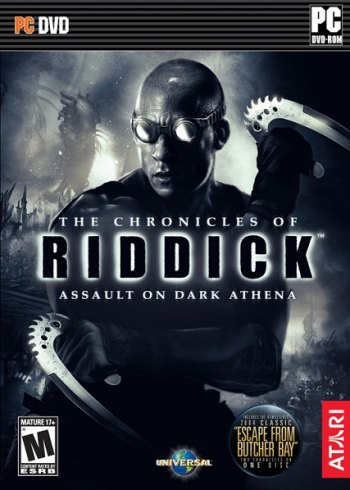 The Chronicles of Riddick: Assault on Dark Athena (2009) RePack