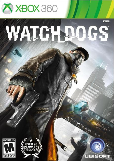 Watch Dogs (XBOX360)