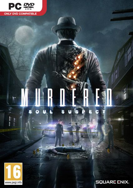 Murdered: Soul Suspect (2014) RePack