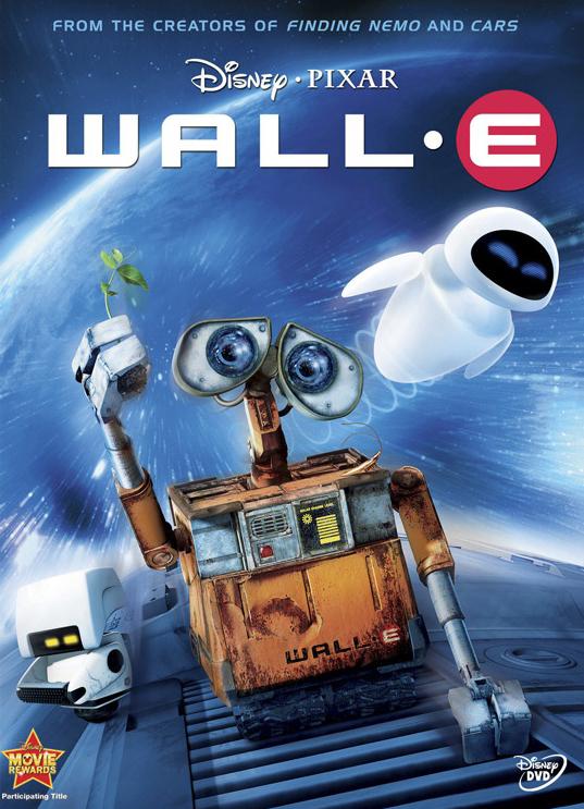 Валл-И / Wall-E (2008)