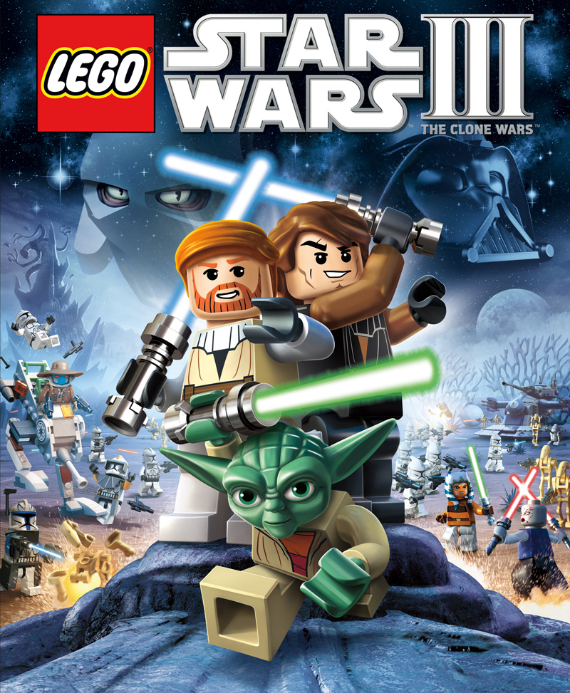 LEGO Star Wars 3: The Clone Wars (2011) RePack