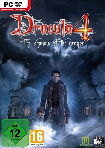 Dracula 4: The Shadow of the Dragon (2013) RePack