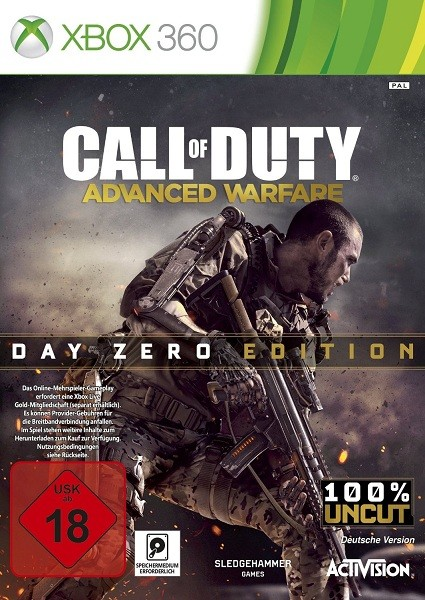 Call of Duty: Advanced Warfare (XBOX360)