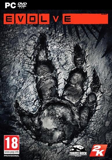 Evolve (2015) RePack