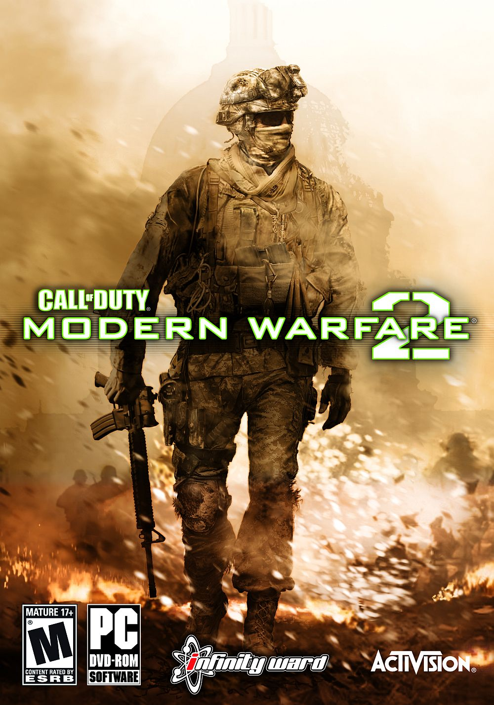 Call of Duty: Modern Warfare 2 (2009) RIP