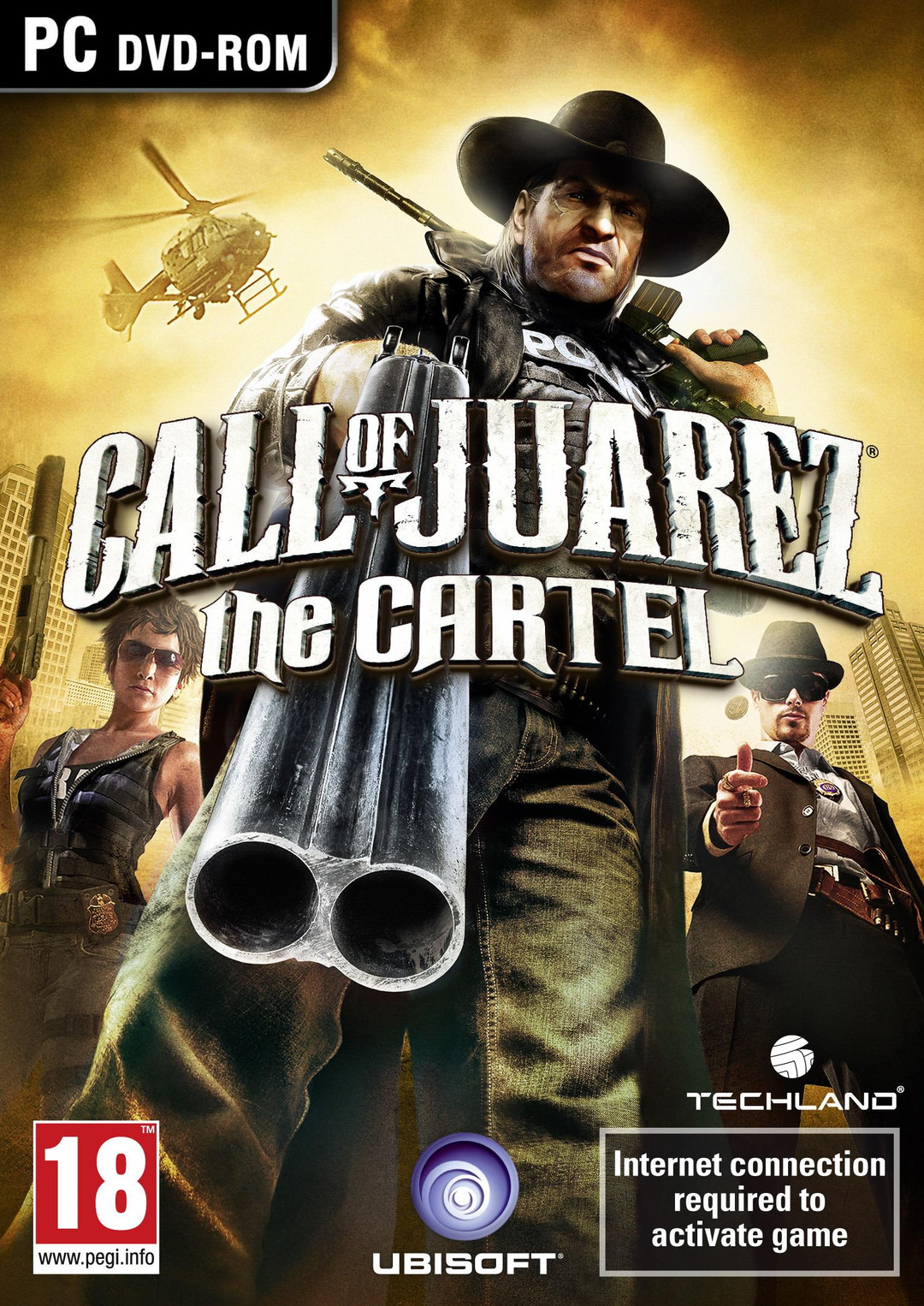 Call of Juarez: The Cartel (2011) RIP