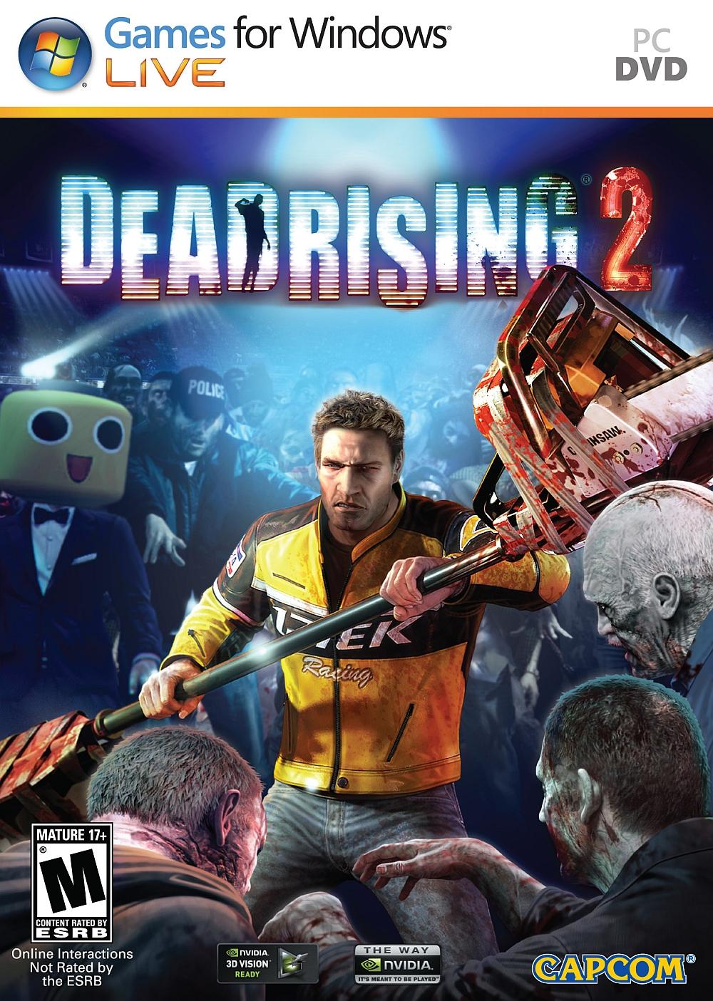 Dead Rising 2 (2010) RIP