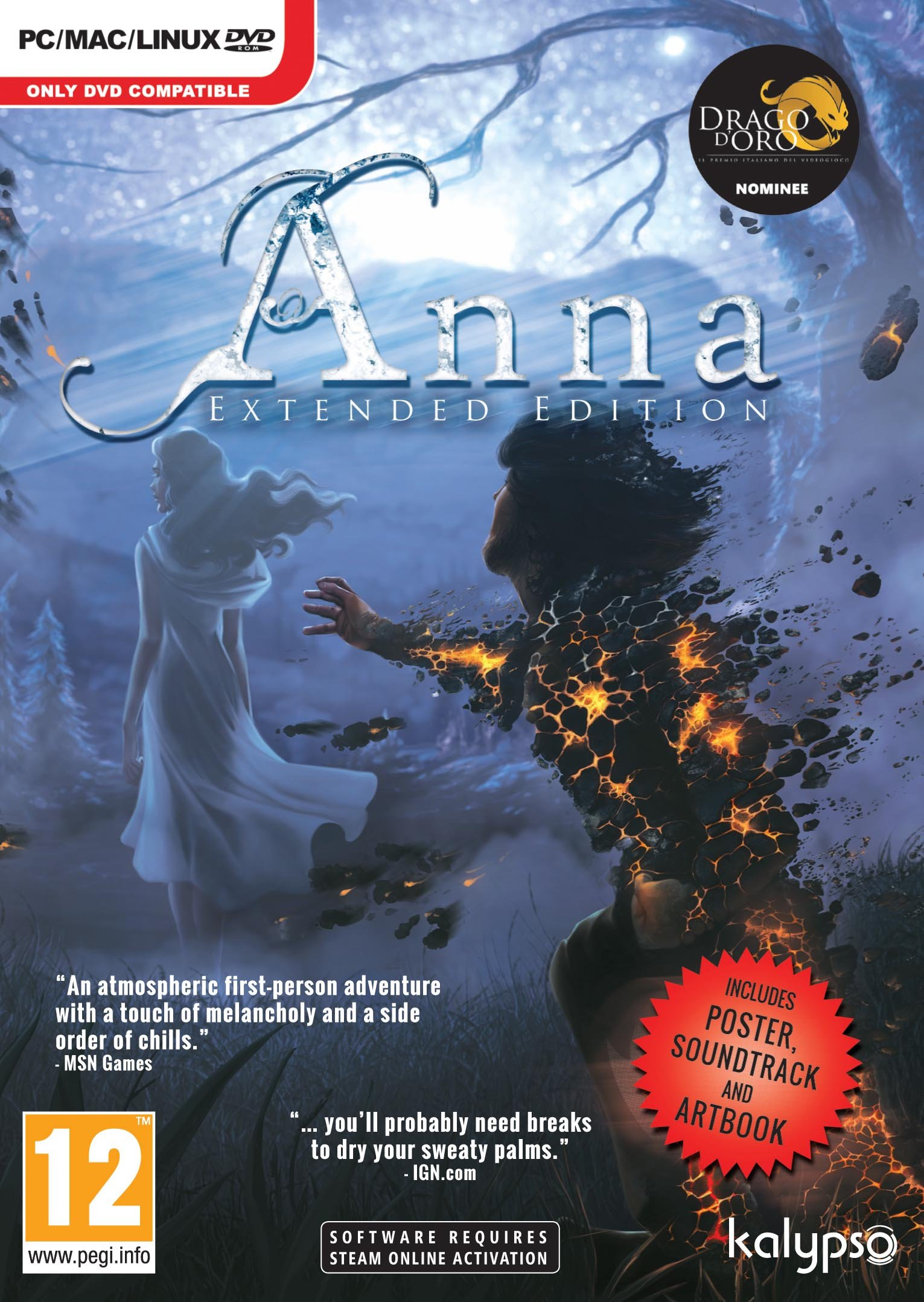 Anna: Extended Edition (2013) RePack
