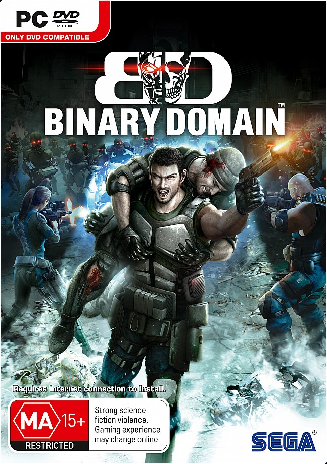 Binary Domain (2012) RePack