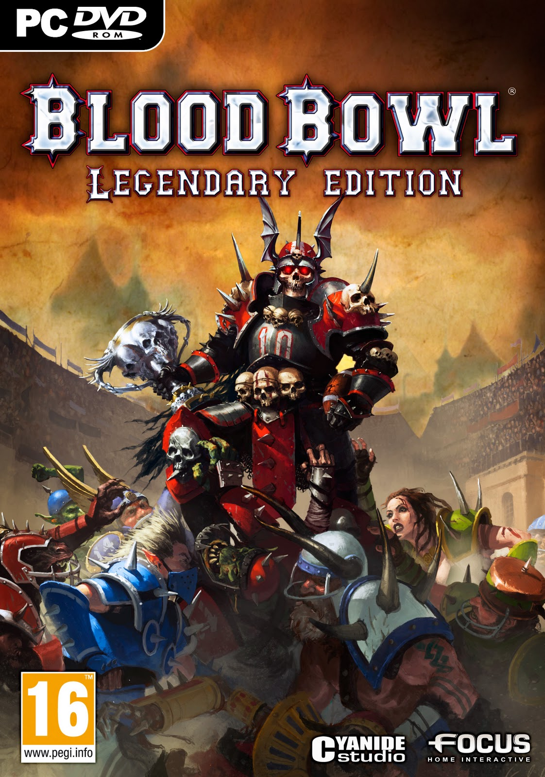 Blood Bowl Chaos Edition (2012) RePack