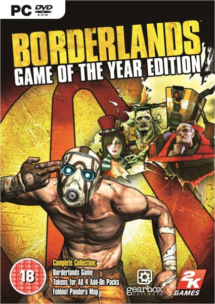 Borderlands: Game of the Year Edition (2010) RePack