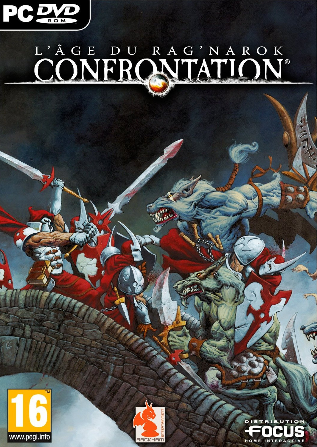 Confrontation (2012) RePack