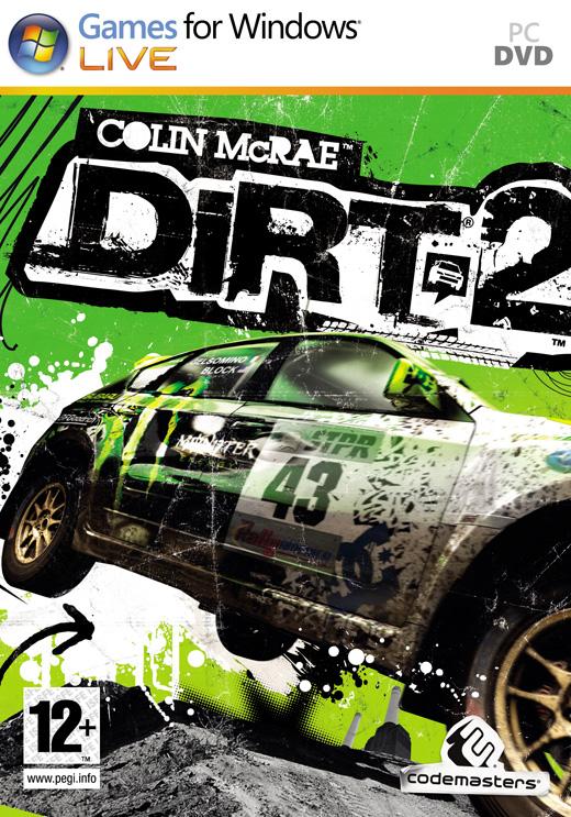 Colin McRae: DiRT 2 (2009) RePack